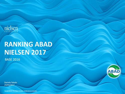 626854c7f755a Ranking ABAD Nielsen 2017 - Pesquisas - ADAG   Associação dos ...